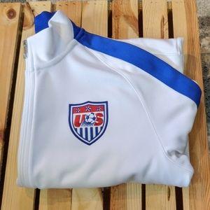 Nike USA Soccer Track Jacket